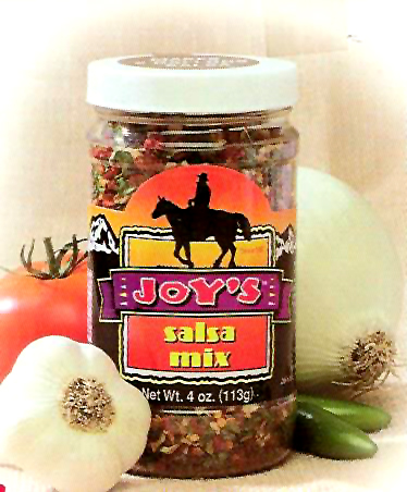 Joy's Dry Salsa Mix