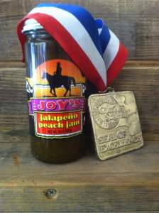 Joys-award-winning-jalapeno-peach-jam